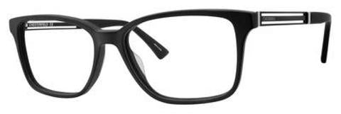 Chesterfield Eyewear - Ch 888 52mm Matte Black Eyeglasses / Demo Lenses