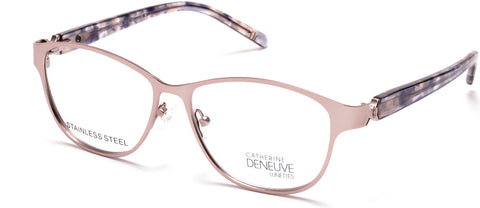 Catherine Deneuve - CD0419 Matte Beige Eyeglasses / Demo Lenses
