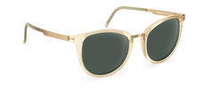 Neubau - Mia Crystal Peach / Gold Sunglasses