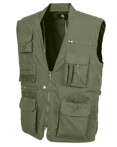 Rothco - Plainclothes Concealed Carry Olive Drab Vest