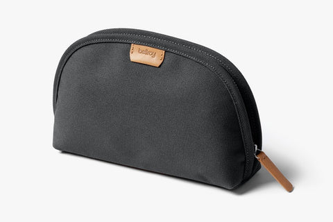 Bellroy - Classic Woven Charcoal Pouch