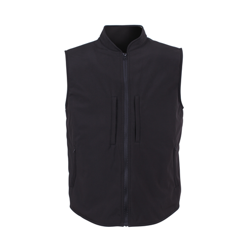 Rothco - Concealed Carry Soft Shell Black Vest