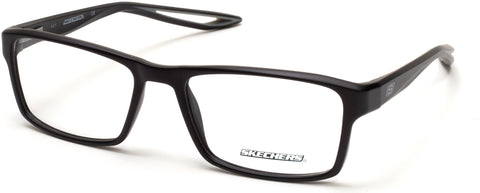 Skechers - SE3223 Black Eyeglasses / Demo Lenses