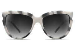 Neubau - Diana Cookies / Cream Matte Sunglasses