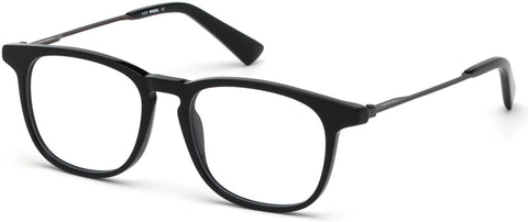 Diesel - DL5313 Shiny Black Eyeglasses / Demo Lenses
