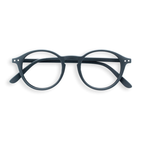 Izipizi - #D Grey Eyeglasses / Screen Blue Light Clear Lenses