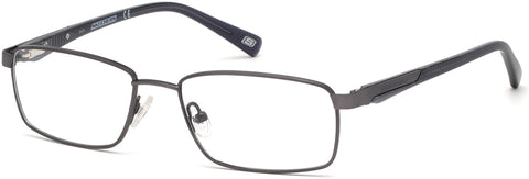 Skechers - SE3232 Matte Gunmetal Eyeglasses / Demo Lenses