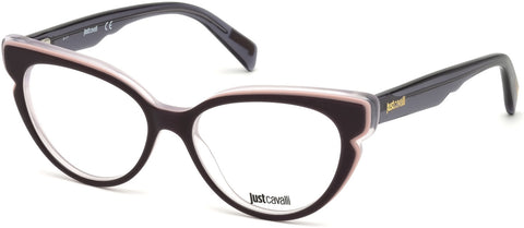 Just Cavalli - JC0818 Brown Eyeglasses / Demo Lenses