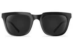 Neubau - Heinz Black Coal Matte Polarized Sunglasses