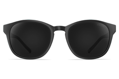 Neubau - Andy Black Coal Matte Polarized Sunglasses