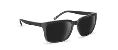 Neubau - Tim Black Coal Matte Polarized Sunglasses