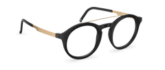 Neubau - Toni Black Coal Matte / Gold Rx Glasses