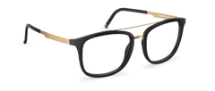 Neubau - Joseph Black Coal Matte / Gold Rx Glasses