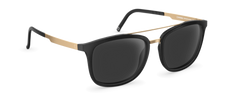 Neubau - Joseph Black Coal Matte / Gold Sunglasses