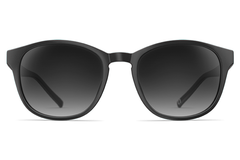 Neubau - Andy Black Coal Matte Sunglasses