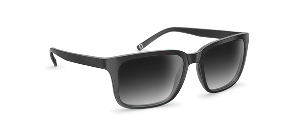 Neubau - Tim Black Coal Matte Sunglasses