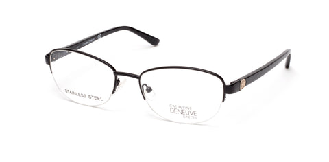 Catherine Deneuve - CD0417 Matte Black Eyeglasses / Demo Lenses