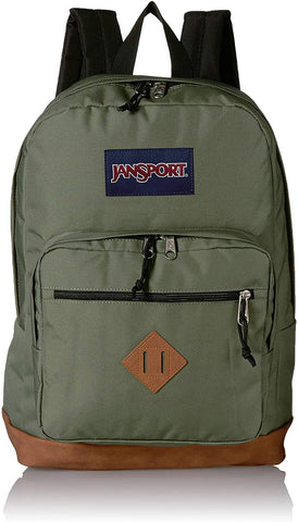 JanSport - City View Muted Green Backpack