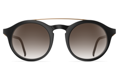 Neubau - Toni Black Coal Matte / Bronze Sunglasses