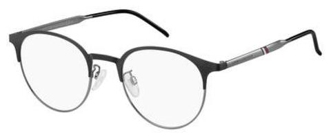 Tommy Hilfiger - Th 1622 G Black Ruthenium Eyeglasses / Demo Lenses