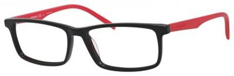 Polaroid - Pld D306 Black Red Eyeglasses / Demo Lenses