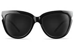 Neubau - Diana Black Coal Polarized Sunglasses