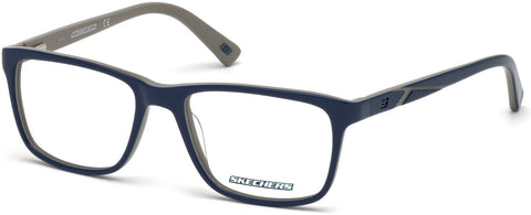 Skechers - SE3212 Blue Eyeglasses / Demo Lenses