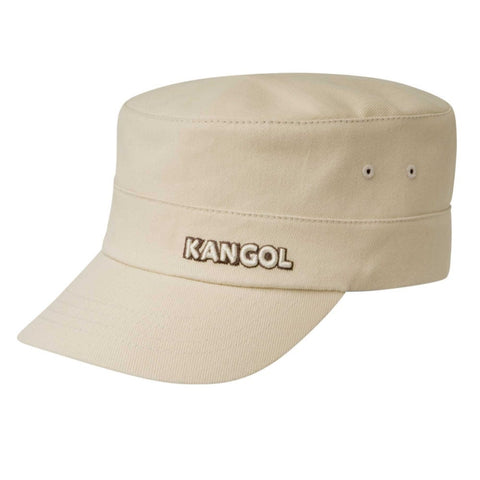 Kangol - Cotton Twill Army Beige Cap