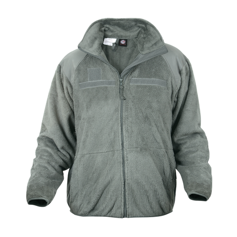 Rothco - Generation III Level 3 ECWCS Foliage Green Fleece Jacket