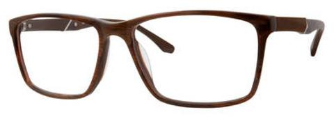 Chesterfield Eyewear - Ch 66XL 56mm Brown Havana Eyeglasses / Demo Lenses