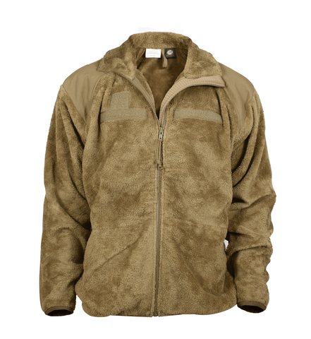 Rothco - Generation III Level 3 ECWCS Coyote Brown Fleece Jacket