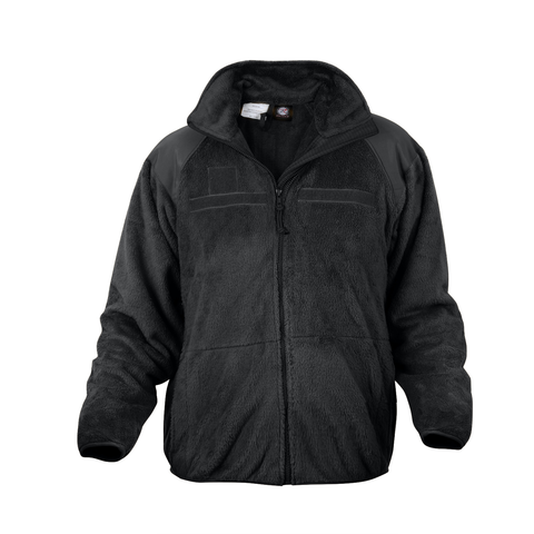 Rothco - Generation III Level 3 ECWCS Black Fleece Jacket