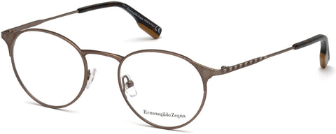 Ermenegildo Zegna - EZ5103 Shiny Black Eyeglasses / Demo Lenses