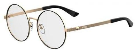 Moschino - Mos 538 F Black Eyeglasses / Demo Lenses