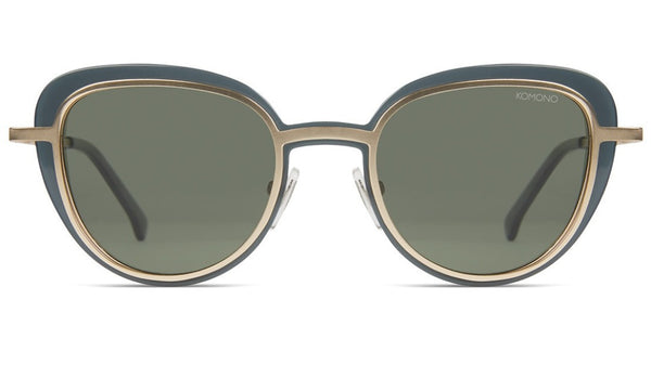 Komono - London Hunter Sunglasses / Gray Lenses