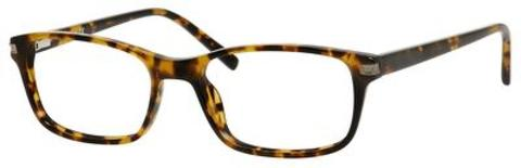 Denim Eyewear - 165 54mm Dark Havana Eyeglasses / Demo Lenses