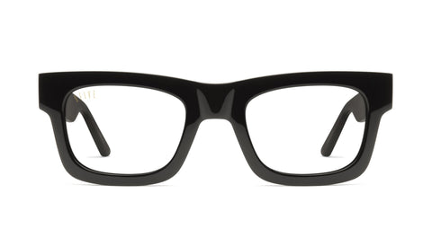 9FIVE - Ayden 50mm Black Eyeglasses / Demo Lenses
