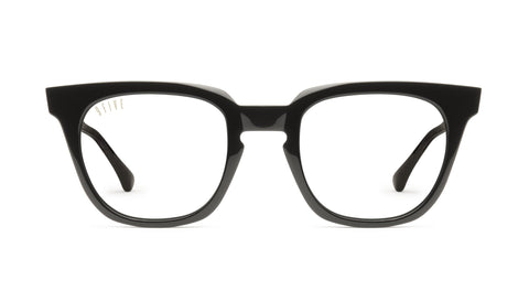 9FIVE - Dean 49mm Black Eyeglasses / Demo Lenses