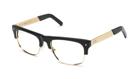 Elasta - E 7104 52mm Gold Ash Eyeglasses / Demo Lenses