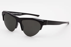 Super - Ora Black Sunglasses