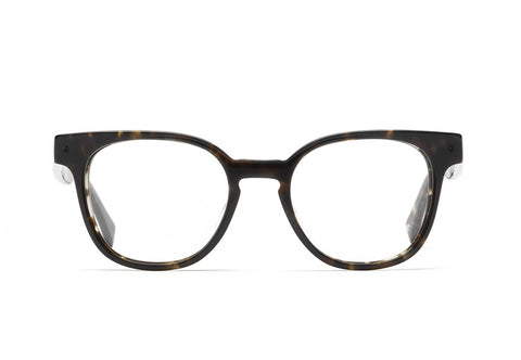Raen - Squire Brindle Tortoise Eyeglasses / Clear Demo Lenses