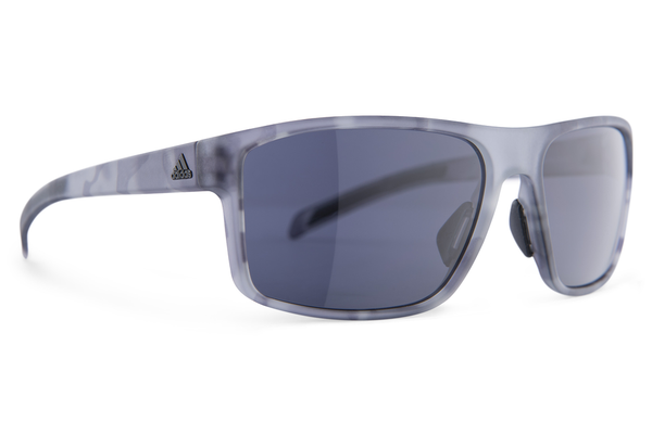 Adidas - Whipstart Gray Havanna Sunglasses, Gray Lenses