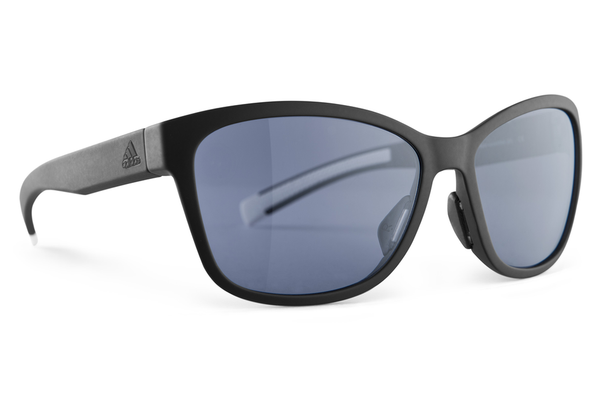 Adidas - Excalate Black Matte / Gray Sunglasses, Gray Lenses