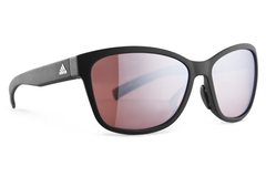 Adidas - Excalate Black Matte Sunglasses, LST Active Silver Lenses