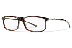 Smith - Abram Brown Rx Glasses