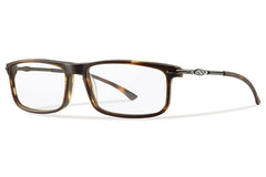 Smith - Abram Large Fit Matte Dark Havana Rx Glasses