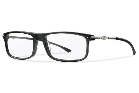 Smith - Abram Large Fit Matte Black Rx Glasses