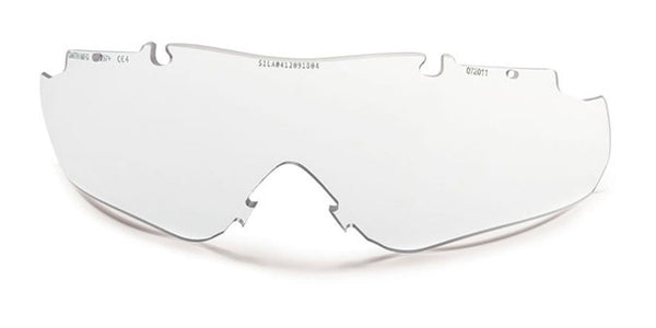 Smith - Aegis Compact Echo Echo Ii Compact Single Clear Sunglass Replacement Lenses