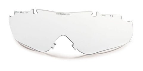 Smith - Aegis Arc Echo Echo Ii Single Clear Sunglass Replacement Lenses