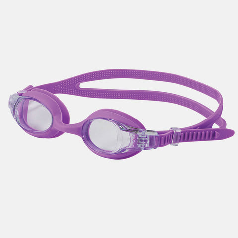 Leader - Starfish Ages 3-6 Advanced Series Purple Swim Goggles / Clear Lenses